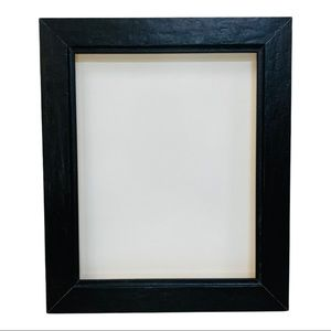 8x10 Picture frame with glass and backing